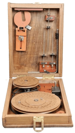 Walnut Book Charkha