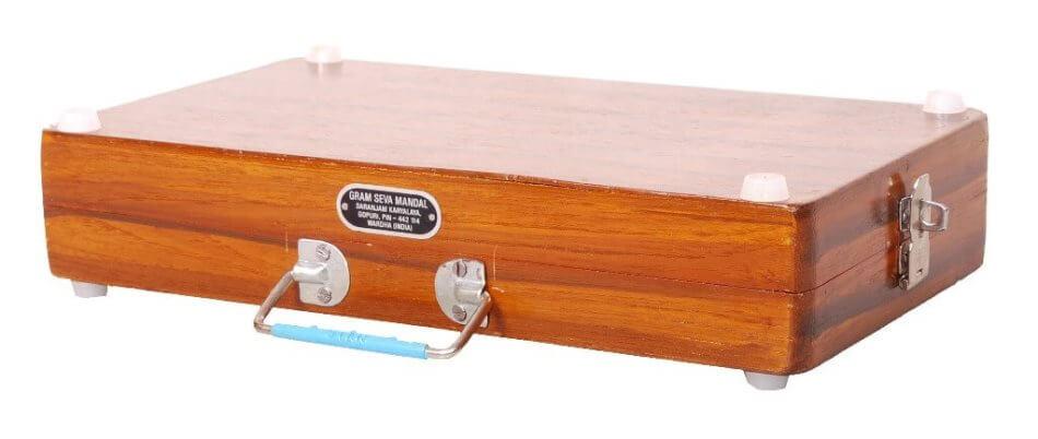 Box Charkha Traditional